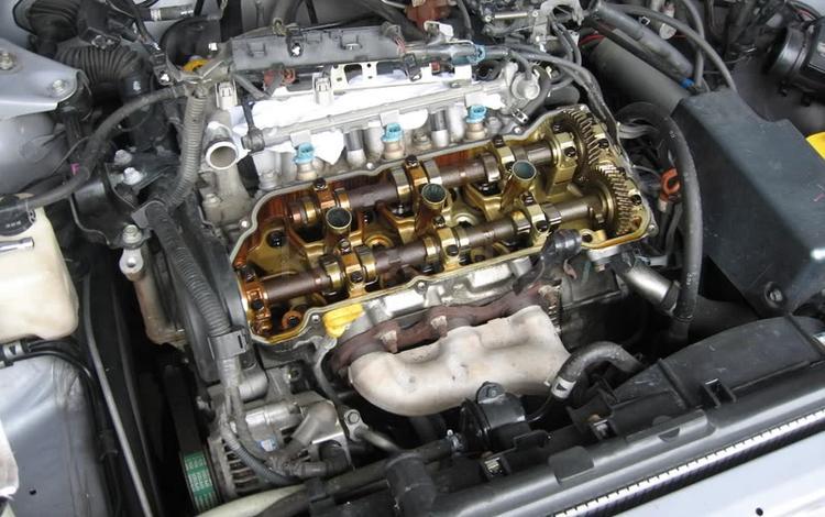 Двигатель Toyota Camry 30 (тойота камри 30) за 51 000 тг. в Алматы