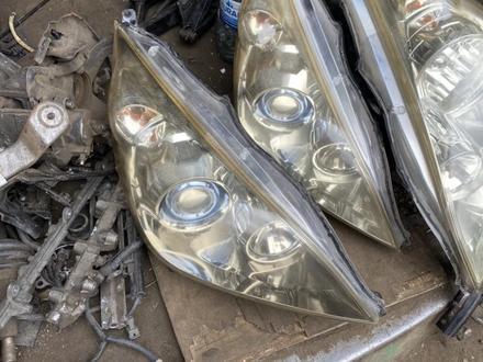 Передний фары Honda Stepwgn (2005-2009) за 95 000 тг. в Алматы – фото 3