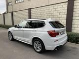 BMW X3 2012 года за 11 700 000 тг. в Алматы – фото 5
