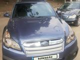 Subaru Outback 2013 года за 5 300 000 тг. в Актау