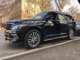 Infiniti QX80 2017 года за 23 500 000 тг. в Алматы – фото 2