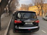 Infiniti QX80 2017 года за 23 500 000 тг. в Алматы – фото 4
