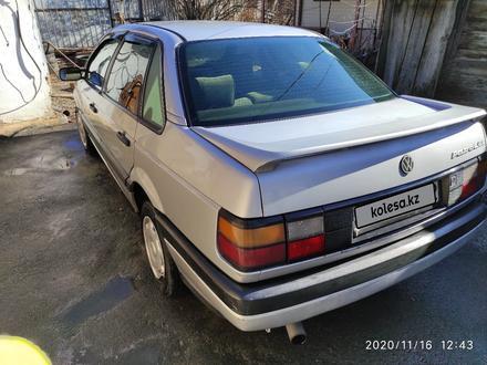 Volkswagen Passat 1990 года за 1 200 000 тг. в Алматы – фото 4