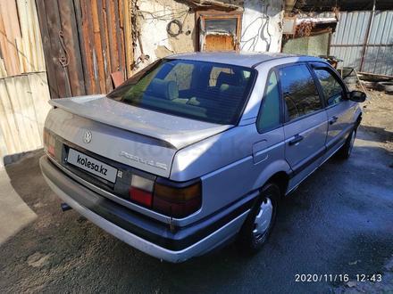 Volkswagen Passat 1990 года за 1 200 000 тг. в Алматы – фото 7