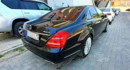 Mercedes-Benz S 500 2009 года за 9 500 000 тг. в Шымкент – фото 4