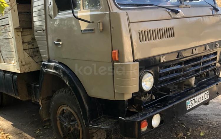 КамАЗ  5320 1984 года за 3 200 000 тг. в Сатпаев