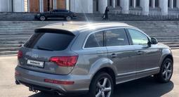 Audi Q7 2014 года за 16 900 000 тг. в Алматы – фото 5
