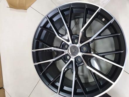 Комплект дисков r 18 5*114.3 за 190 000 тг. в Нур-Султан (Астана)