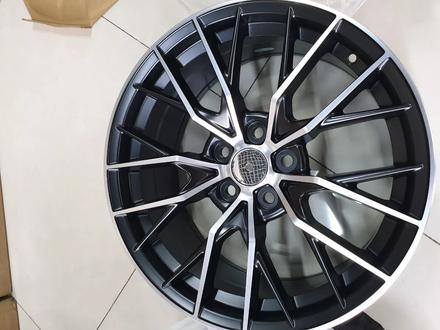 Комплект дисков r 18 5*114.3 за 190 000 тг. в Нур-Султан (Астана) – фото 2