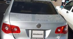 Volkswagen Jetta 2005 года за 2 690 000 тг. в Нур-Султан (Астана) – фото 5