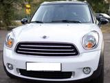 Mini Countryman 2012 года за 7 500 000 тг. в Алматы