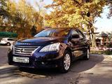 Nissan Sentra 2014 года за 5 190 000 тг. в Алматы
