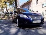Nissan Sentra 2014 года за 5 190 000 тг. в Алматы – фото 2