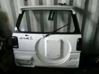 Крышка багажника Рав 4 за 123 тг. в Караганда