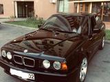BMW 525 1995 года за 2 400 000 тг. в Алматы – фото 3