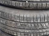 Диски с резиной BMW е60 215/55/r17 за 180 000 тг. в Тараз – фото 4