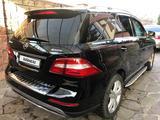 Mercedes-Benz ML 350 2012 года за 12 800 000 тг. в Алматы – фото 5