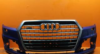 Audi Q7 S-line с 15-н. в. Бампер передний за 150 000 тг. в Алматы