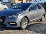 Hyundai Accent 2019 года за 6 300 000 тг. в Нур-Султан (Астана)