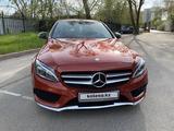 Mercedes-Benz C 200 2015 года за 12 000 000 тг. в Алматы – фото 3