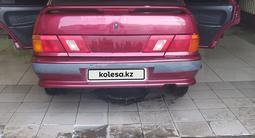 ВАЗ (Lada) 2115 (седан) 2004 года за 550 000 тг. в Костанай – фото 3