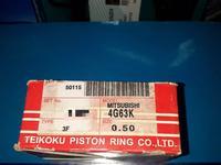Mitsubishi запчасти двигатель (поршневые кольца) 4g63 за 5 000 тг. в Алматы