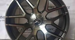 Новые диски/AMG Авто диски на Mercedes за 440 000 тг. в Алматы – фото 2