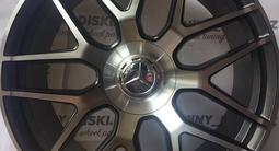 Новые диски/AMG Авто диски на Mercedes за 440 000 тг. в Алматы – фото 3