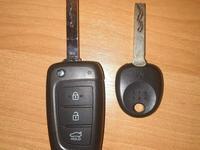 Ключи на хундай акцент за 10 000 тг. в Актау