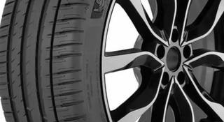 Комплект шин Michelin Pilot Sport 4 S.Размер: 295/40/21 за 680 000 тг. в Алматы