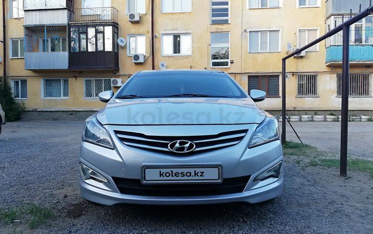 Hyundai Accent 2014 года за 4 150 000 тг. в Актобе