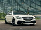 Mercedes-Benz S 63 AMG 2015 года за 36 000 000 тг. в Алматы