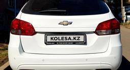 Chevrolet Cruze 2013 года за 3 855 555 тг. в Алматы – фото 5
