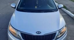 Kia Rio 2014 года за 4 100 000 тг. в Аксу – фото 4