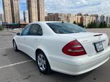 Mercedes-Benz E 320 2004 года за 4 800 000 тг. в Нур-Султан (Астана) – фото 3