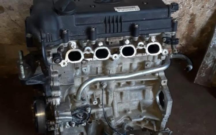 Двигатель от Hyundai Solaris (accent) за 110 000 тг. в Атырау
