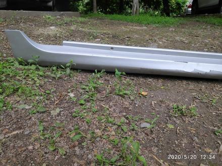 Накладка на порог пластик правый на martix 2 за 10 000 тг. в Алматы – фото 4