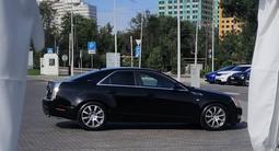 Cadillac CTS 2008 года за 7 800 000 тг. в Алматы – фото 4