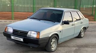 ВАЗ (Lada) 21099 (седан) 2001 года за 1 600 000 тг. в Шымкент