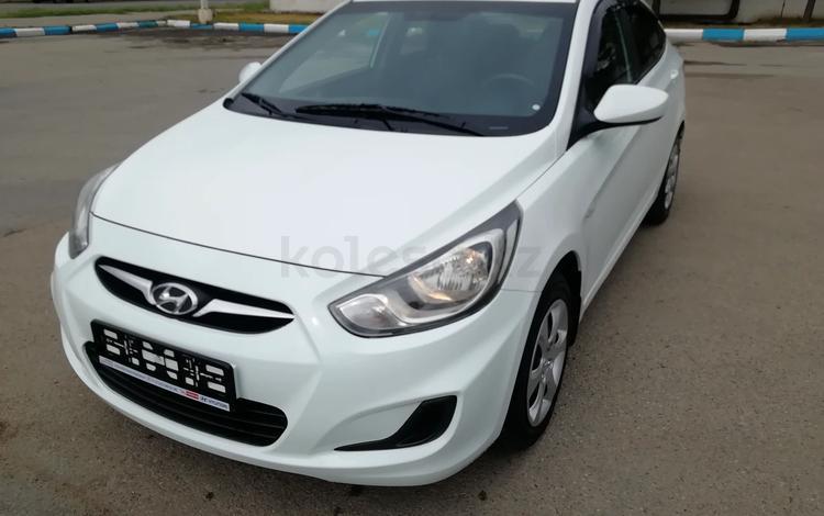 Hyundai Accent 2014 года за 3 600 000 тг. в Костанай