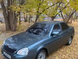 ВАЗ (Lada) Priora 2170 (седан) 2009 года за 1 200 000 тг. в Актобе – фото 2