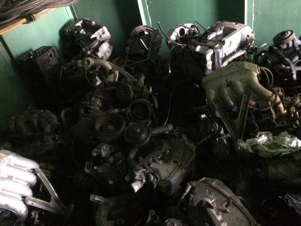 Двигатель на мерседес 111 за 110 000 тг. в Караганда – фото 2