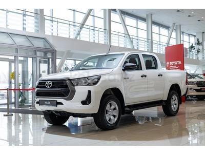 Toyota Hilux Comfort 2021 года за 20 340 000 тг. в Алматы