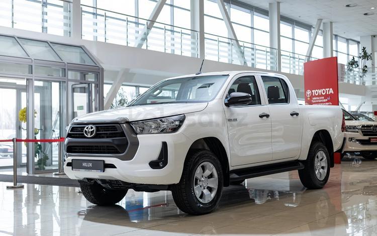 Toyota Hilux 2021 года за 18 410 000 тг. в Алматы
