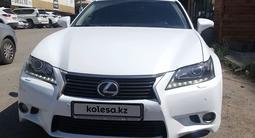Lexus GS 250 2012 года за 10 200 000 тг. в Караганда – фото 3