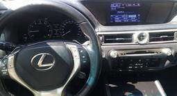 Lexus GS 250 2012 года за 10 200 000 тг. в Караганда – фото 5