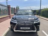 Lexus LX 570 2016 года за 33 000 000 тг. в Нур-Султан (Астана) – фото 2
