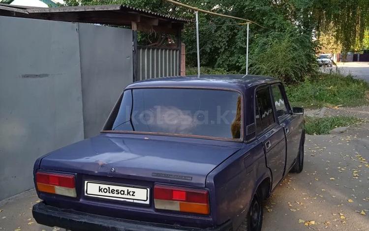 ВАЗ (Lada) 2107 2006 года за 580 000 тг. в Алматы