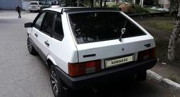 ВАЗ (Lada) 2109 (хэтчбек) 2000 года за 950 000 тг. в Костанай – фото 2