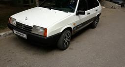 ВАЗ (Lada) 2109 (хэтчбек) 2000 года за 950 000 тг. в Костанай – фото 3